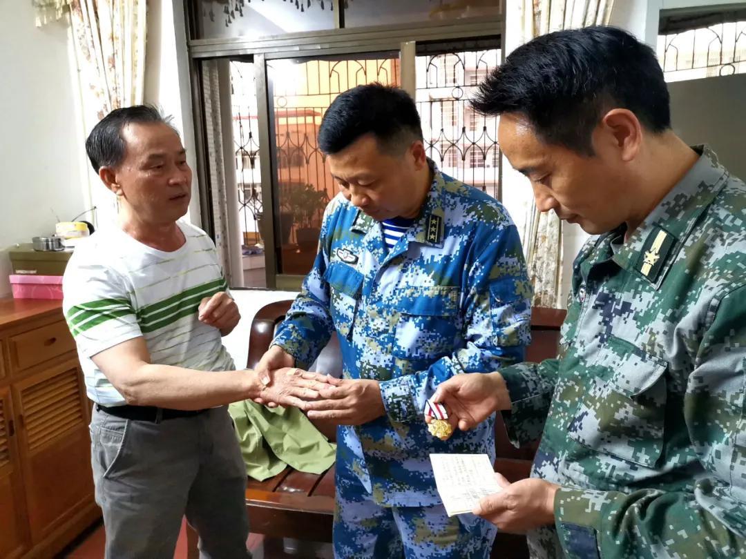 赞!为荣立一等功的退役军人每月发放2000元荣誉金