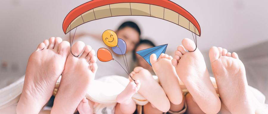 二胎家庭有福了!国家新增3项福利,只要生二胎就能领取