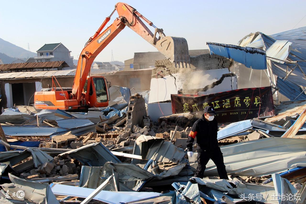 国家新修《土地法》,征地拆迁和宅基地申请有新规了!