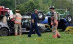 在交通事故赔偿中,主责和次责该按多少比例赔偿?