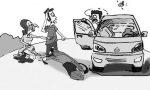 孕妇出交通事故导致流产该如何赔偿