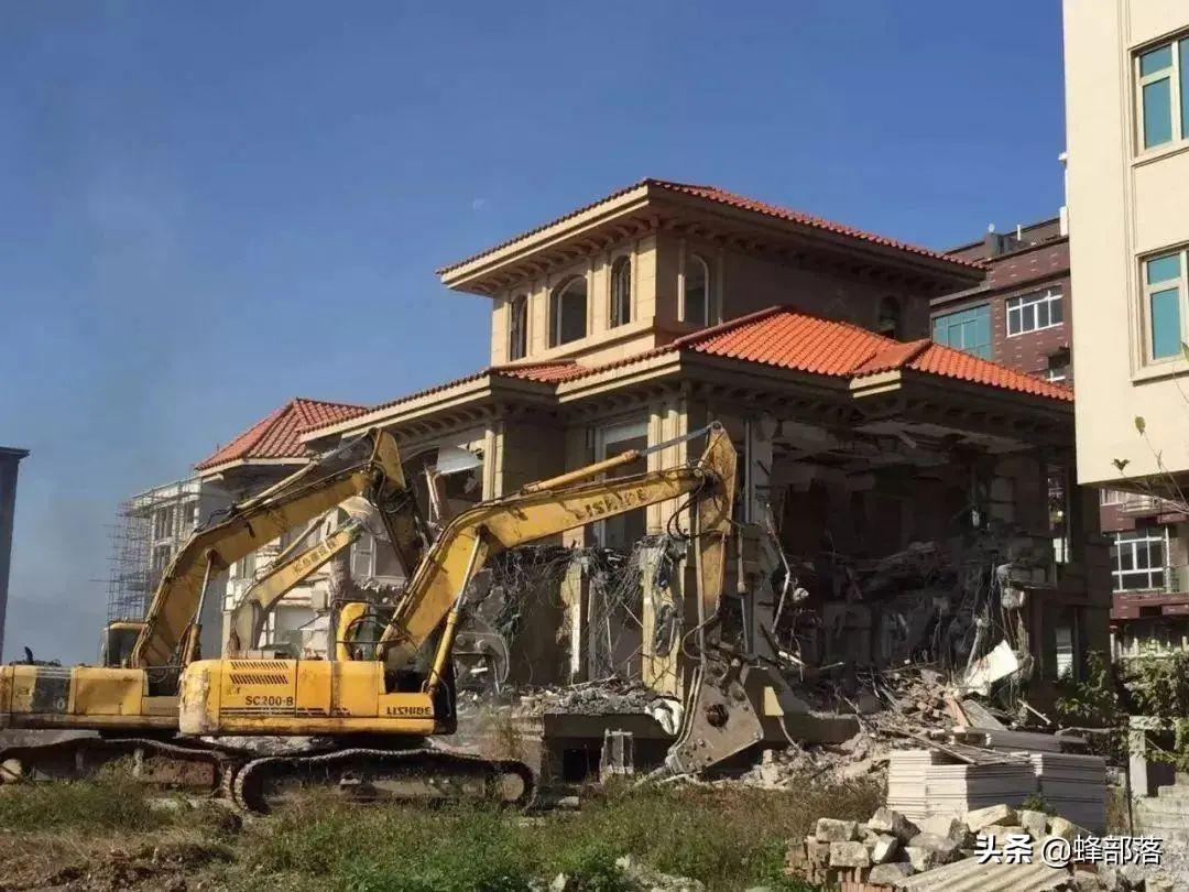 2021年起,这8种违建不拆除,违建什么情况才拆除?看看就知道了