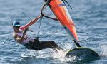 中国代表团第20金!卢云秀获得女子帆板RS:X级冠军