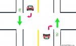 汽车百科知识:右转车辆被左转或直行车辆撞击,为什么会是全责?