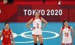 中国女排提前小组出局,创奥运会最差战绩
