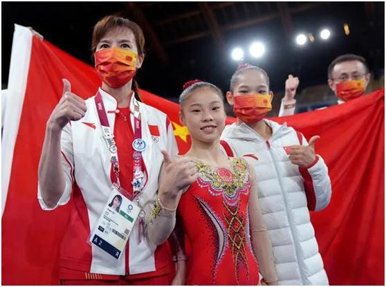 太凡尔赛,中国在东京包揽了这8个冠亚军