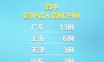 31个省区市新增本土确诊病例24例,在江苏、河南、湖南