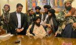阿富汗塔利班进入总统府画面曝光