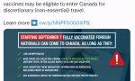 重磅!后天零时起,加拿大入境政策重大改变,要满足这些条件